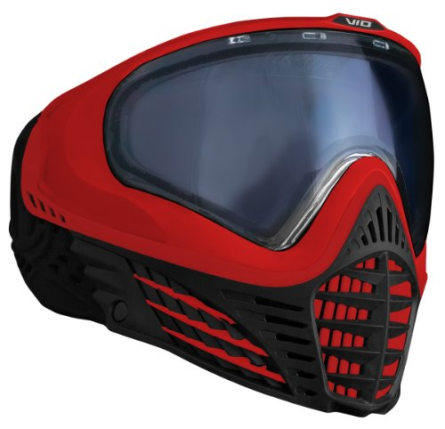 Virtue Vio Thermal Paintball Mask - Red
