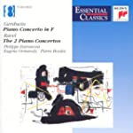 GERSHWIN: Piano Concerto in F + RAVEL...