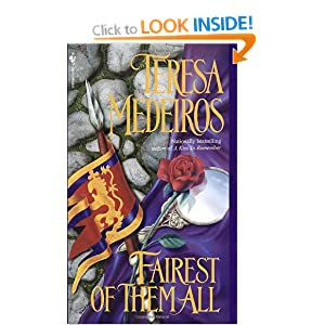 Books by Teresa Medeiros (Author of Yours Until Dawn)
