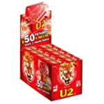 LOT DE 50 PETARD A MECHE LE TIGRE U2...
