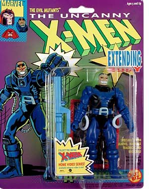 X-Men Apocalypse with Extending Body Action Figure