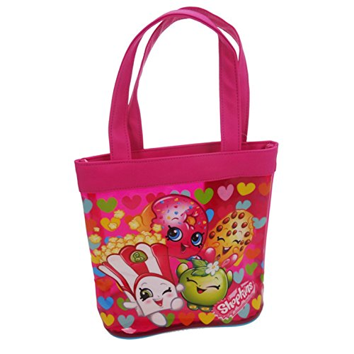 Shopkins Girls Official PVC Tote Bag