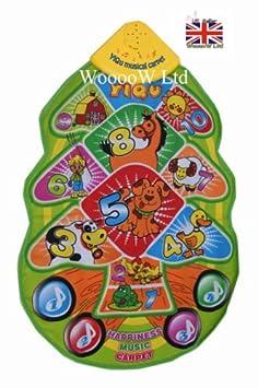 Tapis de jeu, Mats activité, bébé tapis de jeu, Poires Tapis de jeu, drôle Play Music tapis,,,, éducation Tapis