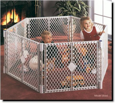 North States Play Yard front-636906
