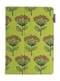 Lente Designs Fabric Corn Flower Cover Folio Case for 10.5 inch Samsung Galaxy Tab S