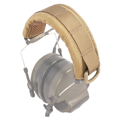 USTS Advanced Modular Headset Cover (Coyote Brown) (Military Modular Headset compare prices)