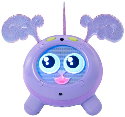 Fijit Friends Yippits Plooki Figure (Purple)