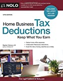img - for Home Business Tax Deductions: Keep What You Earn book / textbook / text book