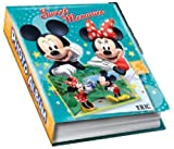 Disney Mickey and Minnie Photo Album, Medium