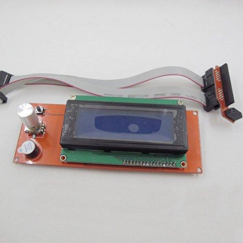3D Printer Reprap Ramps 1.4 2004 Lcd Smart Controller Dispaly Adapter