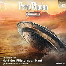 Hort der flüsternden Haut (Perry Rhodan NEO 142) Hörbuch von Rainer Schorm Gesprochen von: Axel Gottschick