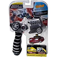 Road Champs 1:64 Diecast Full Function 27 M Hz Radio Controlled Car Red