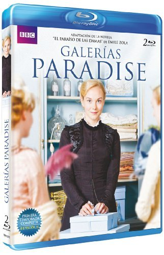 The Paradise (Complete Season 1) - 2-Disc Set ( The Paradise - Complete Season One ) [ Blu-Ray, Reg.A/B/C Import - Spain ]