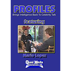 PROFILES Featuring Mario Lopez