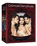 Crónicas Vampíricas - Temporadas 1-4 [DVD] en Español