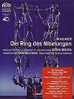 L'Anneau Du Nibelung [Blu-ray] [(limited edition)]