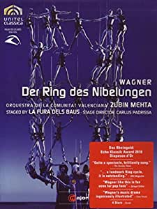 Richard Wagner - Der Ring des Nibelungen [Blu-ray] [Limited Edition]