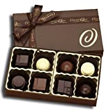 Napa Valley Wine Boxed Chocolates (8-Piece Box)