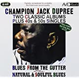 Champion Jack Dupree : Two Classic Albums Plus