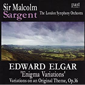 Variations on an Original Theme, Op. 36 'Enigma'