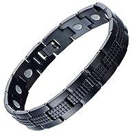 Modern Sleek Black Stainless Steel Br…