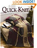 Quick Knit Textured Afghans  (Leisure Arts #4469)