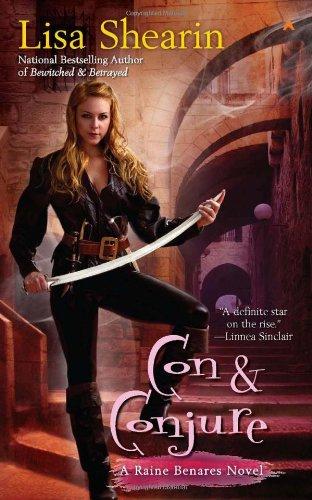 Image of Con & Conjure (Raine Benares, Book 5)