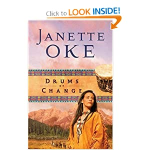 """Drums of Change"" by Janette Oke :Book Review"
