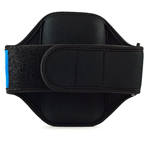 Quality BLUE HTC Sensation XE SmartPhone Armband with Sweat Resistant Lining for HTC Sensation XE Android Phone + Live * Laugh * Love VanGoddy Wrist Band!!! htc sensation xl x315e купить под заказ в европе