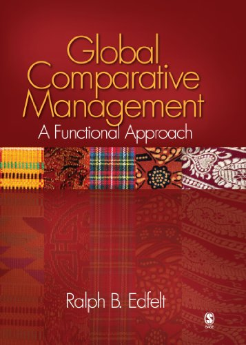comparative management 1 bus424 11 bus424 - comparative management (2 units) the comparative approach to management and administration elements of management and administration.