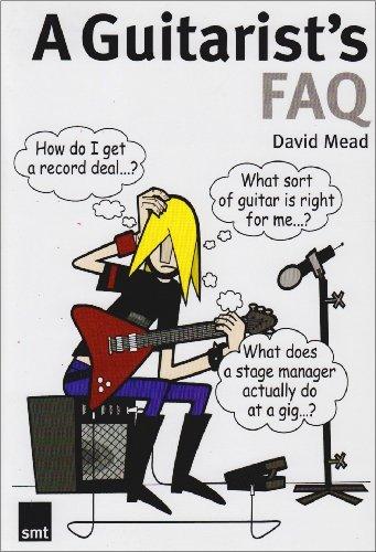 David Mead - A Guitarist's FAQ