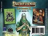 Tarjetas Pathfinder JDR-Lot número N ° 4: préjudices y Bonus