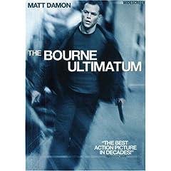 The Bourne Ultimatum (Widescreen Edition) (2007)