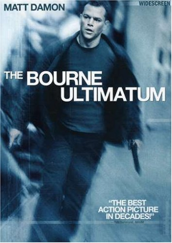 Cover art for  The Bourne Ultimatum (Widescreen Edition)