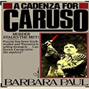 A Cadenza for Caruso: Opera Mystery, Book 1 | Barbara Paul