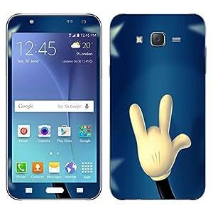 Theskinmantra Hey Mickey Samsung Galaxy J7 mobile skin