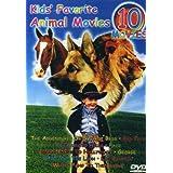 Kids' Favorite Animal Movies ~ Artist Not Provided