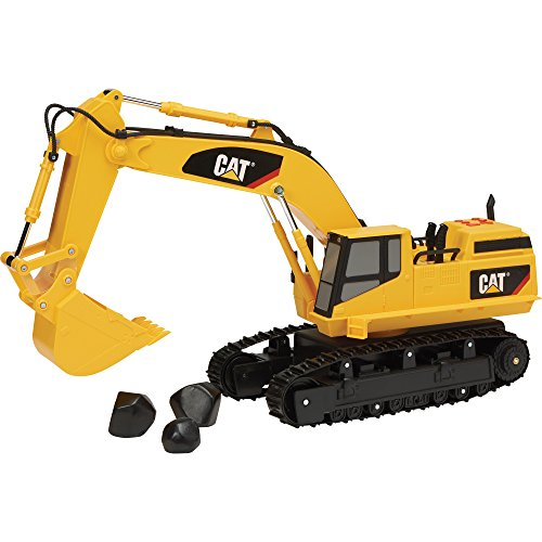 Cat Construction Toys : Toy state caterpillar construction massive machine