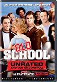 Old School: Unrated / Vive la fraternité : Unrated (Bilingual)