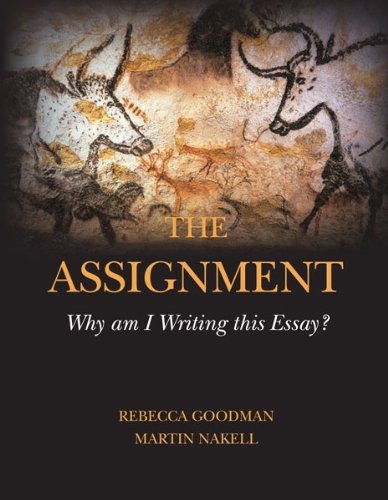 the assignment why am i writing this essay Who am i i have often wondered what it is that makes me who i am is it my personality, or my character is it the way that i dress maybe it is my choice of career.