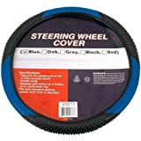 Blue Steering Wheel Cover
