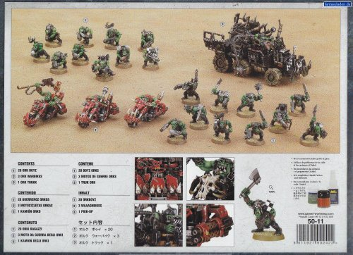 Space Orks Battleforce 2008 - Warhammer 40K