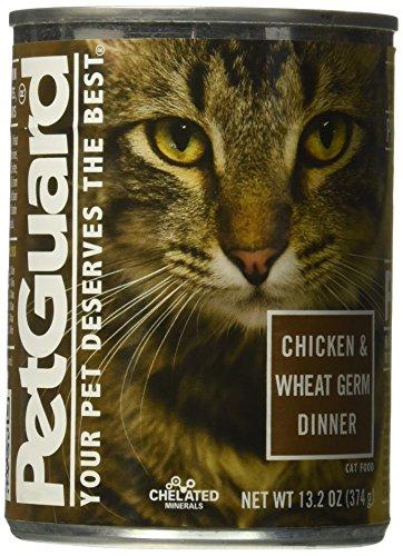 PetGuard Chicken & Wheat Germ Dinner