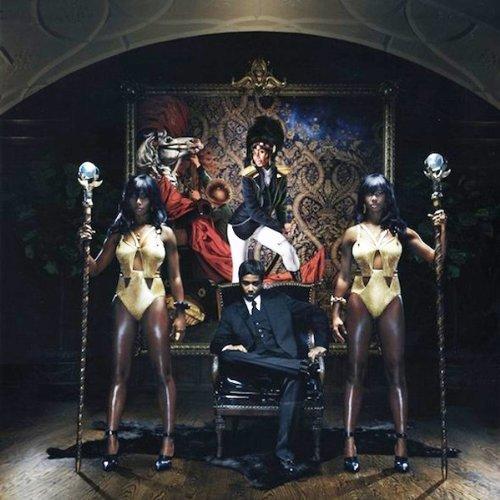 Master of My Make-Believe by Santigold (2012) Audio CD