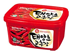 Sempio Hot Pepper Paste (Gochujang), 6.6-Pounds by Sempio