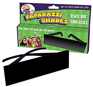 Big Mouth Toys Paparazzi Shades