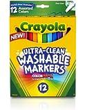 Crayola 12ct Fine Washable Markers