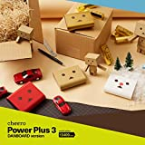 cheero Power Plus 3 13400mAh DANBOARD Auto-IC機能搭載 モバイルバッテリー オリジナルカラー CHE-067