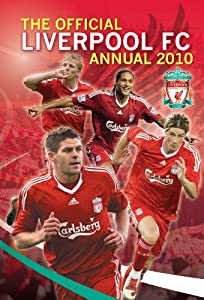 Official Liverpool Fc Annual 2010 2010 from Grange Communications Ltd