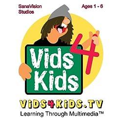 Vids4Kids.tv - Learning Through Multimedia Version 2.0